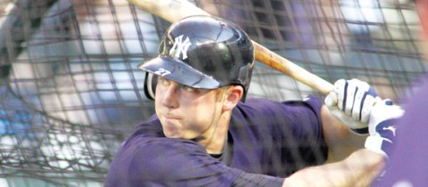 A major league homecoming: Issaquah grad Colin Curtis, now a New York Yankee, plays in Seattle for first time as major leaguer