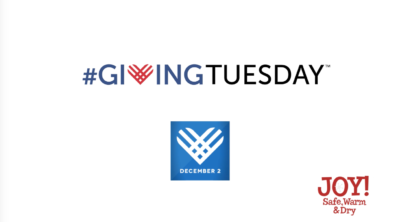 WestSide Baby's #GivingTuesday Campaign